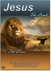 Jesus, the Lamb and the Lion DVD