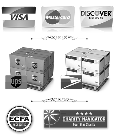 Credit Cards, Shipping & Certifications